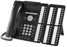 Avaya 1616 IP phone with BM32 Button Module