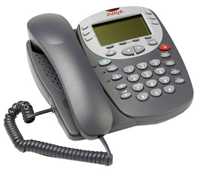 Avaya 2410D digital phone for Avaya IP Office and Communication Manager platforms