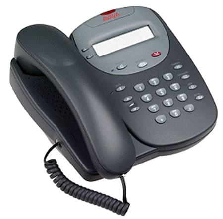 Avaya 4602 SW VoIP Phone IP Hardphone Definity IP Office