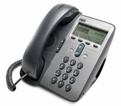 Cisco 7911G Unified IP Phone 7911 voip telephone