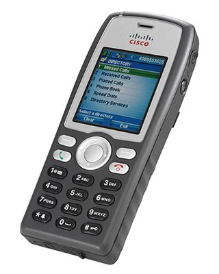 Cisco 7925G WiFi Wireless IP Phone