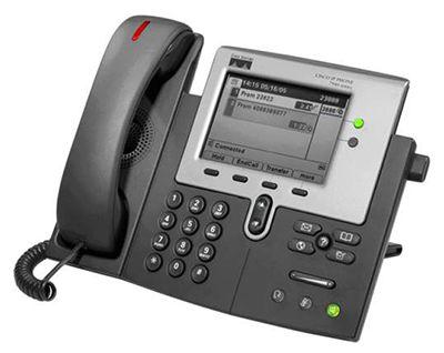 Cisco 7931G IP Phone - Cisco 7931G Phone Guide