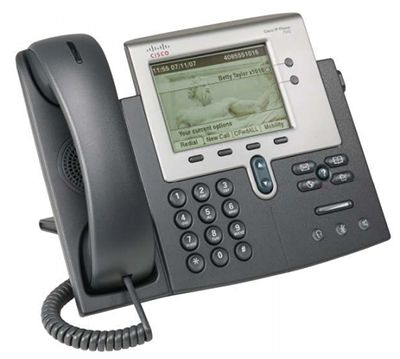 Cisco 7942G Unified IP Phone 7942 voip telephone