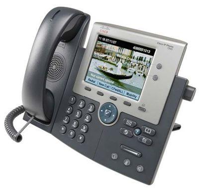 Cisco 7945G IP Phone (CP-7945G) - VoIP Telephones