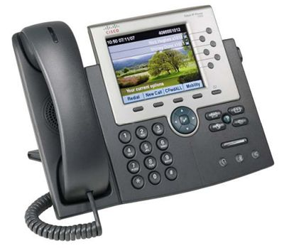 Cisco 7965G Unified IP Phone - Phones Guide