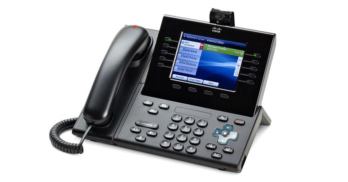 Cisco 9900 Ip Phones