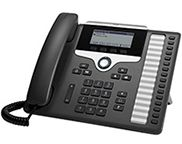 Cisco 7800 Series IP telephones