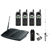Durafon Pro Base with 4 Handsets and external antenna kit