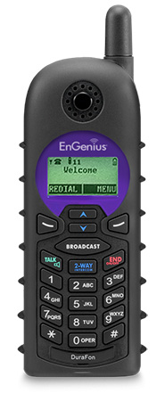 EnGenius Durafon-SIP Long Range Cordless Phone