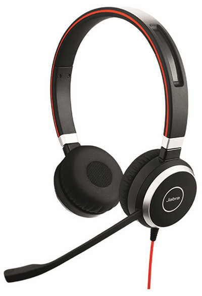 Jabra Evolve 40 USB UC Headset