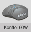 Konftel 60W Wireless Cordless Bluetooth Conference Phone