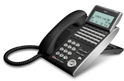 NEC DT730 ITL-24D-1 IP phone Univerge SV8100 telephone VoIP terminal