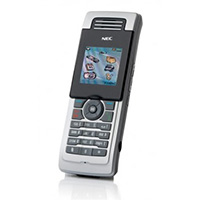 NEC G355 DECT cordless phone handset