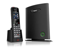 NEC ML440 IP DECT multi-line cordless phone SMB Wireless