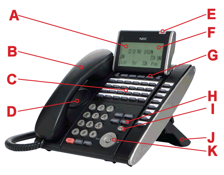 Nec Univerge Phone Functionality