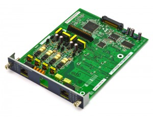 NEC SV8100 4-Port analog trunk card CD-4COTB
