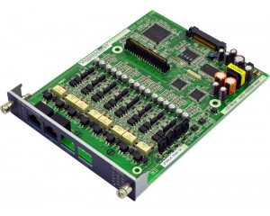 NEC SV8100 8-Port analog extension card CD-8LCA