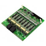 NEC SV8100 8 port analog extension daughter card PZ-8LCE