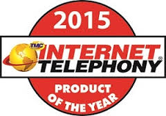 NEC SV9100 Internet Telephony Product of the Year 2015