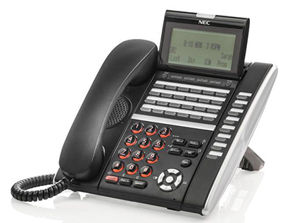 NEC DT400 Series Digital Phones for Univerge SV9100 and SV8100