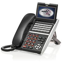 NEC ITZ-24CG-3 IP Phone with Color Display