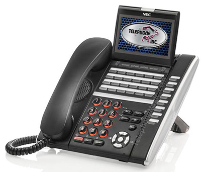 NEC ITZ-32CG-3 Color Display IP Phone