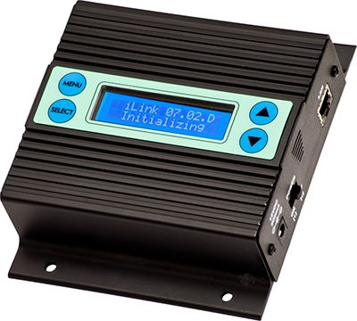 iLink LCD Internet Loadable Messaging System