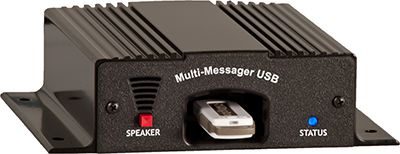 Multi-Messager USB Digital Message Repeater