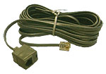 Norelco line extension cord