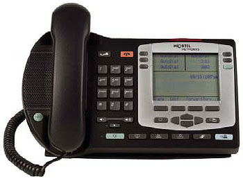 Nortel i2004 IP phone phase 2 2004 VoIP telephone
