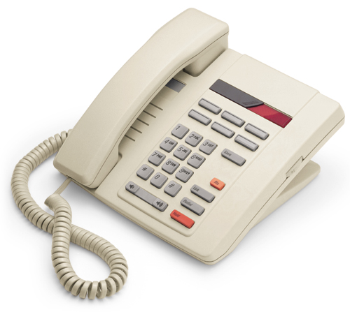 Meridian 8009 Nortel phone - large picture image