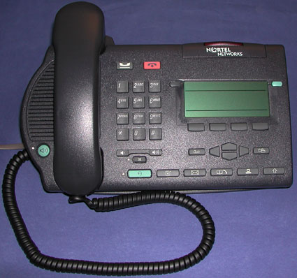 3903 Meridian phone Nortel telephone M3903 - large image