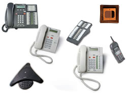 Norstar T-Series Business Phones for ICS