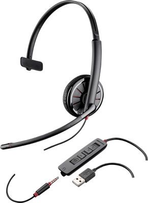 Plantronics Blackwire C315-M USB phone headset