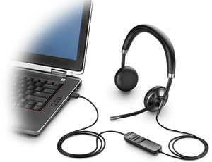 Blackwire C725-M USB headset