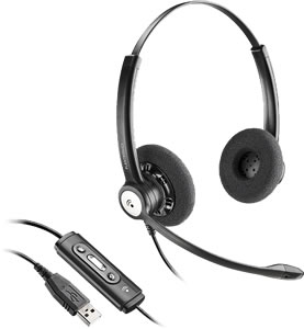 Plantronics Entera Call Centre Headset