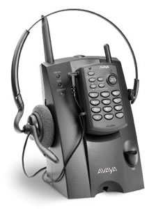LKA10 Wireless Headset for Avaya / Lucent Definity Telephones