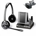 answer calls with a wireless headset and hl10 handset lifter bundle