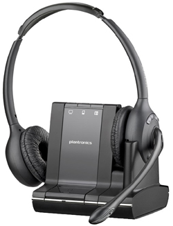 Plantronics Savi 720 wireless phone headset cordless telephone headset
