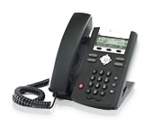 Hosted IP-PBX SIP phone SoundPoint IP SIP phones interactive guides