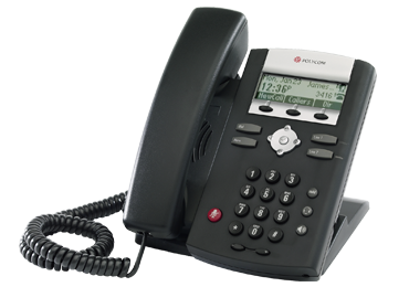 Polycom IP phone SoundPoint IP 331 desktop SIP telephone