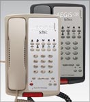Scitec Aegis-10S-08 hotel phone room telephone