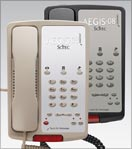 Scitec Aegis-3S-08 hotel phone room telephone