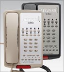 Scitec Aegis-T-08 hotel phone room telephone