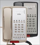 Scitec Aegis-T5-08 hotel phone room telephone