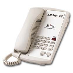 Aegis PS hotel phone Aegis-PS-00 motel telephone