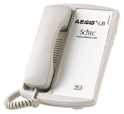 Scitec Aegis LB hotel telephones phones telephone