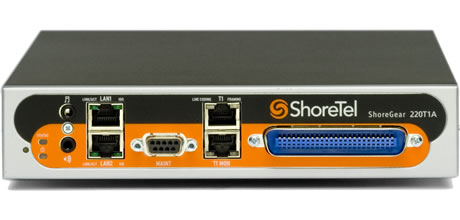 ShoreTel Voice Switch 220T1A Digital Trunking