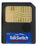 TalkSwitch Memory Upgrades