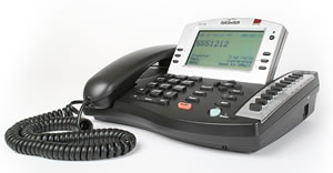 TalkSwitch TS600 Premium Executive Business Phone
